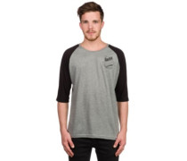 Aconcagua 3/4 T-Shirt LS black
