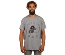 Fishy T-Shirt grau