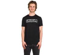 Original Slim T-Shirt schwarz