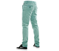 Grip Tapered Chino Pants jade green
