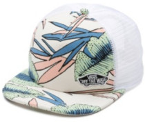 Beach Bound Trucker Cap white sand tropical