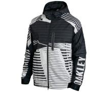 Zone Woven Jacke schwarz