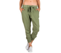 Ines Beach Pants canteen