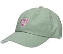 Plastic Heart Cv 6 Panel Cap