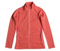 Dailyrun Fleece Jacket shell pink