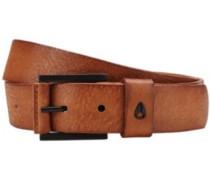 Americana SE Slim Belt brown wash