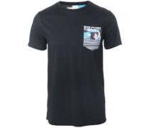 Combine Pocket T-Shirt black
