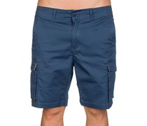 Goodstock Cargo Shorts blau