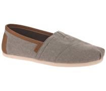Seasonal Classic Slippers grau