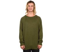 Oathlaw Strickpullover grün