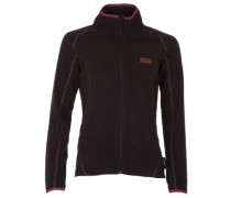 Micro Fleece Jacket jet black