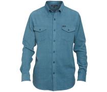 Fielder Hemd blau