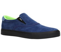SB Zoom Verona Slip X Glue Skate Shoes blue void
