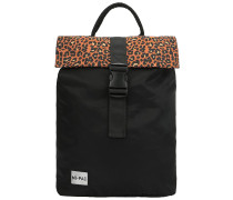SP Nylon Leopard Pack Backpack