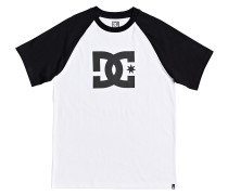 Star Raglan 2 T-Shirt black