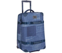Wheelie Cargo Travelbag indohobo print