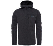 Gordon Lyons Hoodie tnf black heather