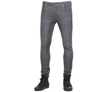 Radar Stretch Jeans grau