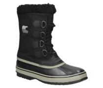 1964 Pac Nylon Shoes black