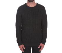 Brentwood Crew Sweater grau