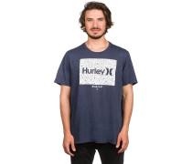 Team T-Shirt blau
