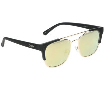 High and Dry Gold Sonnenbrille gelb
