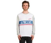 Motovate Knit T-Shirt LS white