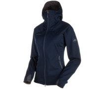 Ultimate Hooded Outdoor Jacket black