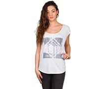 Ikal T-Shirt weiß