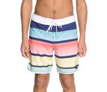 No Lies Scallop 18 Boardshorts sodalite blue