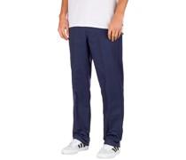 Slim Straight Work Flex Pants