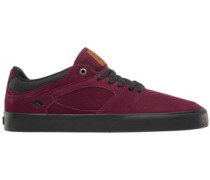The Hsu Low Vulc Skate Shoes burgundy