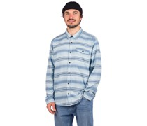 LW Fjord Flannel Shirt big sky blue