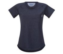 Lyngor T-Shirt navy mel