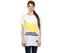 Orignal Bananaz T-Shirt white