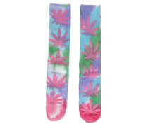Drip Dye Plantlife Socks