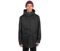 Fishtail Jacket black