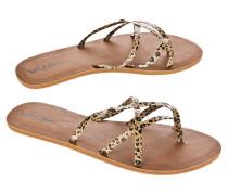 New School Sandalen Frauen braun