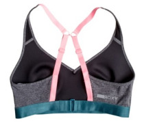 Nakko Bra black heather