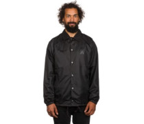 Grizzly Coach Jacket black