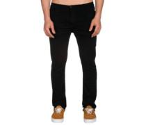Trevor Jeans black rinsed