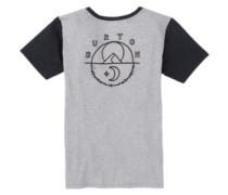 Tarrytown V Neck T-Shirt gray heather