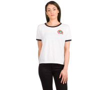 Rainbow T-Shirt weiß
