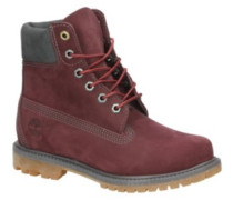 "6"" Premium Shoes dark port waterbuck"