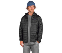 Nano Puff Hooded Puffer Jacket