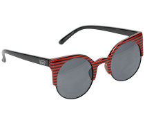 Halls & Woods Chili Pepper Sonnenbrille rot
