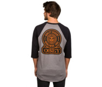 Quality Dissent T-Shirt LS black