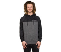 Balance Half Zip Hoodie black heather