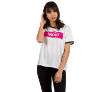 V Tangler T-Shirt weiß