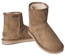 Classic Short Warm Shoes chestnut